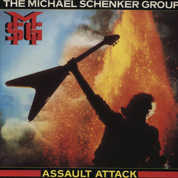 Schenker Michael Group Assault Attack