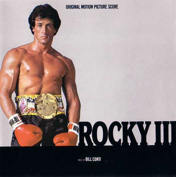 Bill Conti Rocky III (Original Motion Picture Score) Vinyl