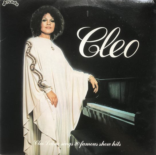 Laine, Cleo Cleo (Cleo Laine Sings 20 Famous Show Hits