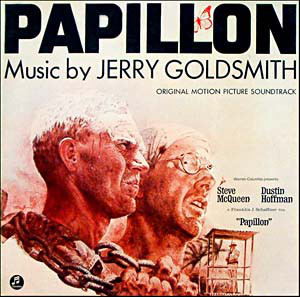 Papillon Papillon (Original Motion Picture Soundtrack)  Vinyl
