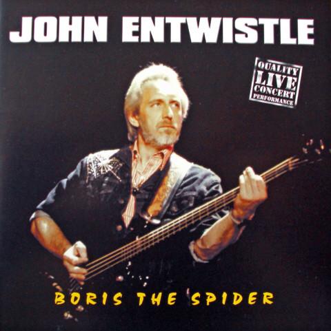 Entwistle, John Boris The Spider