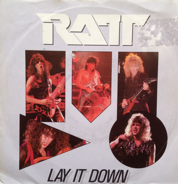 Ratt Lay It Down