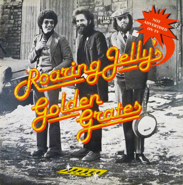 Roaring Jelly Roaring Jelly's Golden Grates Vinyl