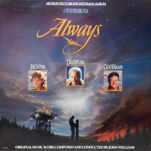 Williams, John Always - Music From The Motion Picture Soundtrack Vinyl