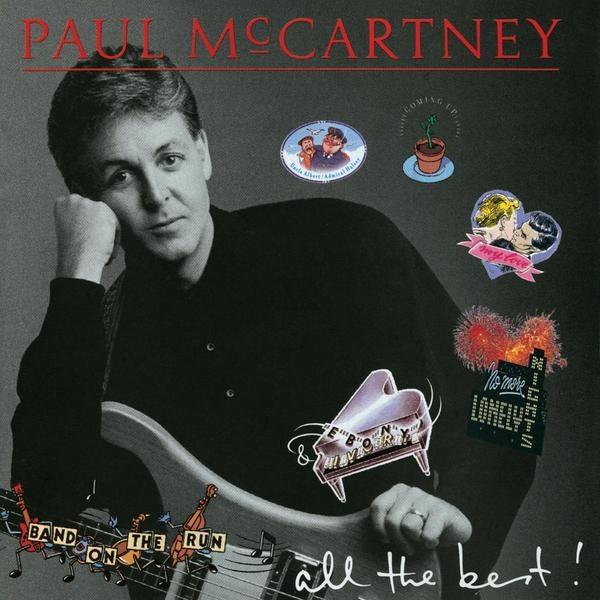 McCartney, Paul All The Best