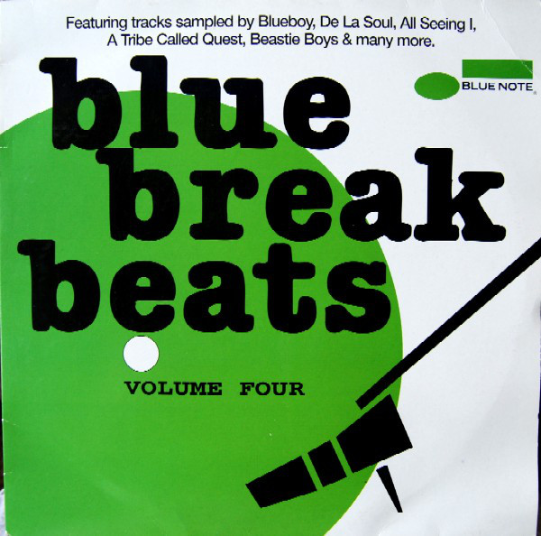 Various Blue Break Beats Volume Four