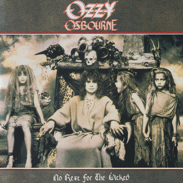 Osbourne Ozzy No Rest For The Wicked