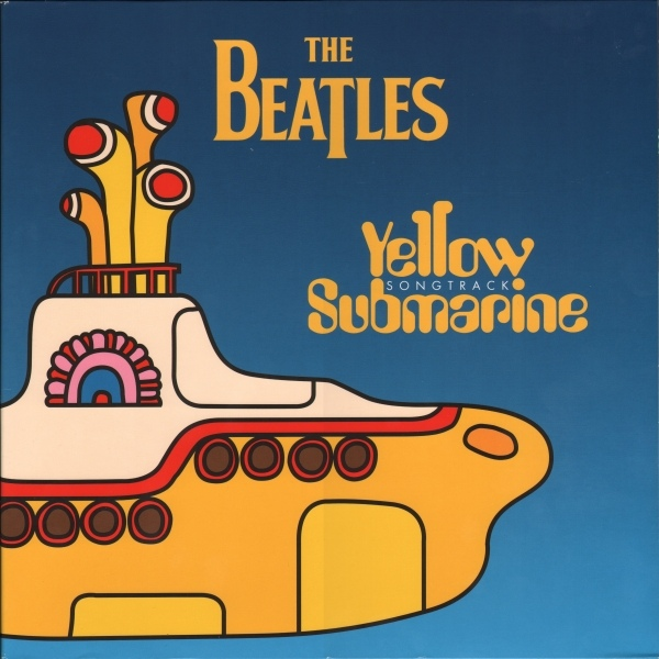 The Beatles Yellow Submarine Songtrack