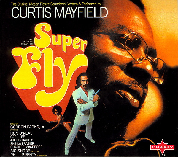Mayfield, Curtis Superfly (The Original Motion Picture Soundtrack) CD