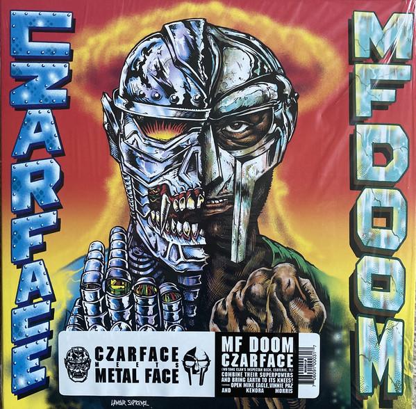 Czarface & MF DOOM Czarface Meets Metal Face Vinyl