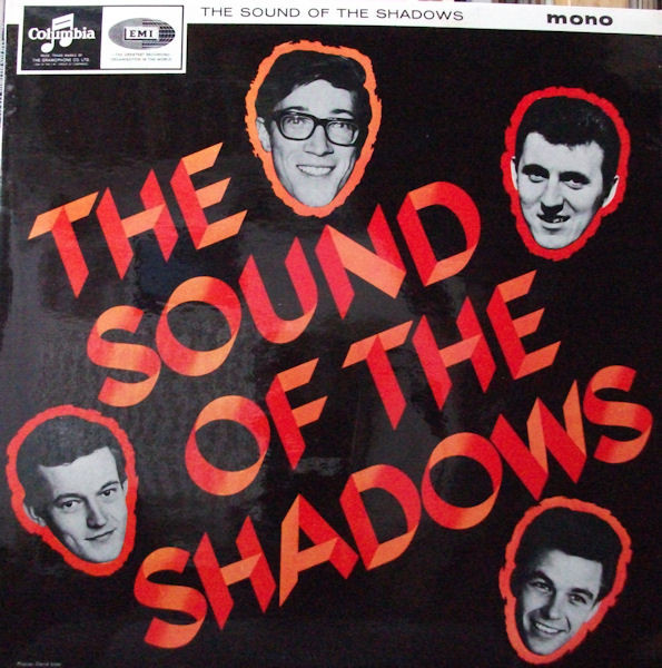 The Shadows The Sound Of The Shadows Vinyl