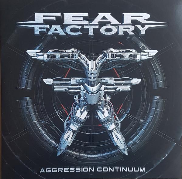 Fear Factory Aggression Continuum Vinyl