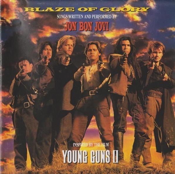 Bon Jovi, Jon Blaze Of Glory