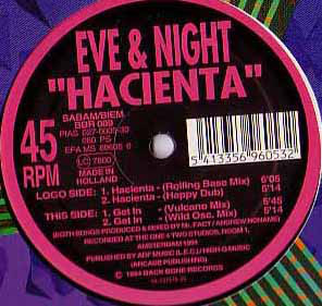 Eve & Night Hacienta