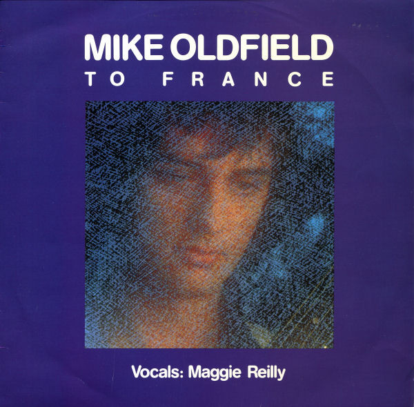 Oldfield, Mike To France Vinyl