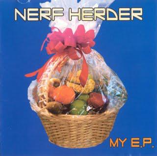 Nerf Herder My E.P. Vinyl