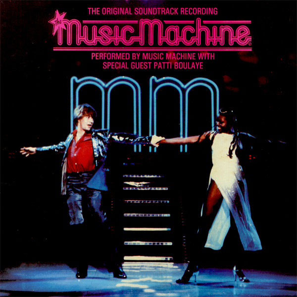 Boulaye, Patti The Music Machine Vinyl