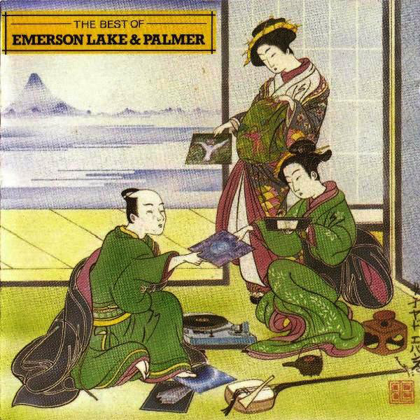 Emerson, Lake & Palmer The Best Of Emerson, Lake & Palmer