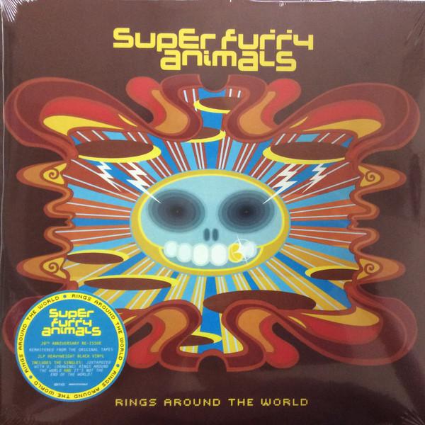 Super Furry Animals Rings Around The World Vinyl