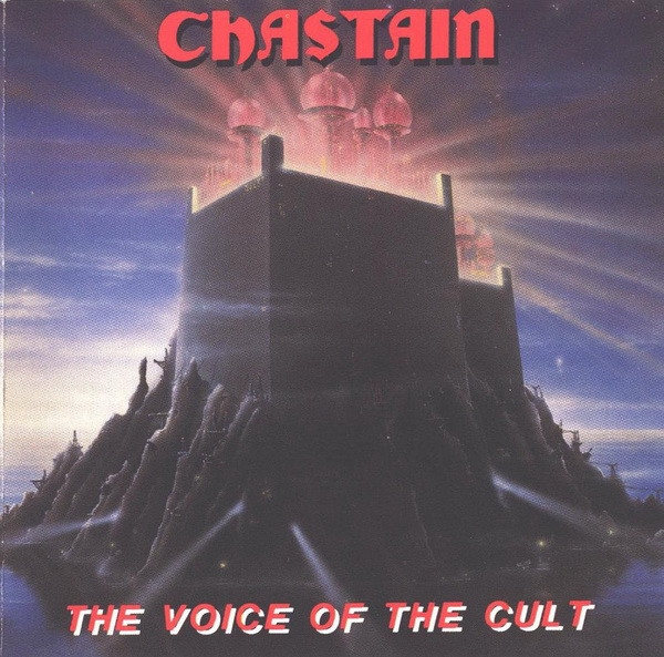 Chastain The Voice Of The Cult
