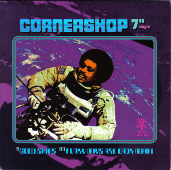 Cornershop Good Ships / Funky Days Are Back Again