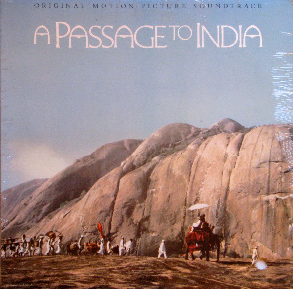 Passage To India Maurice Jarre Vinyl