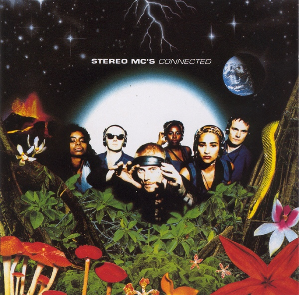 Stereo MC's Connected Vinyl