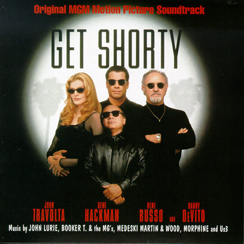 John Lurie, Various Get Shorty (Original MGM Motion Picture Soundtrack) CD