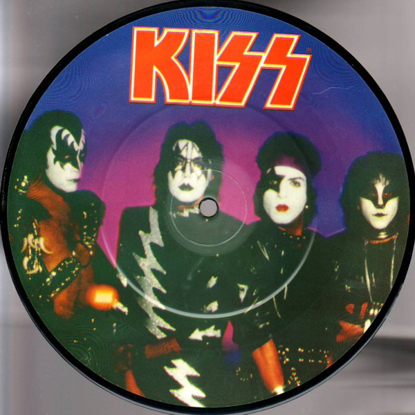Kiss A World Without Heroes  Vinyl