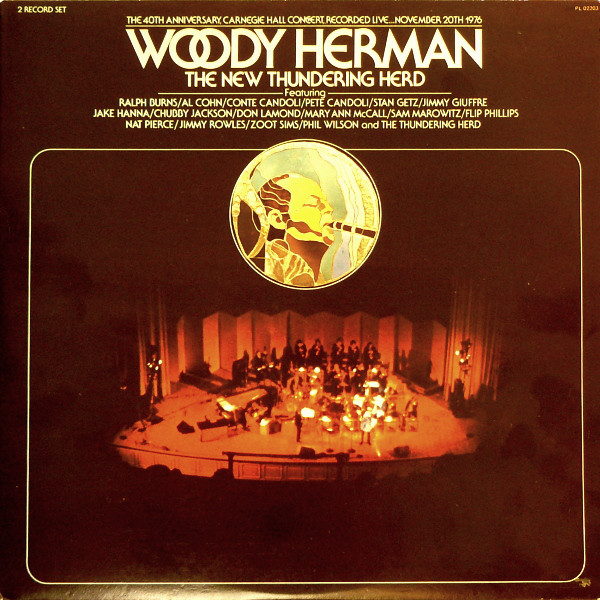 Woody Herman The New Thundering Herd