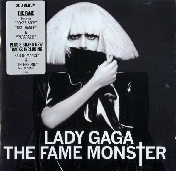 Lady Gaga The Fame Monster CD