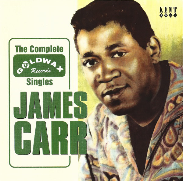 Carr, James The Complete Goldwax Singles Vinyl