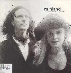 Rainland Jane's Not Talking Vinyl