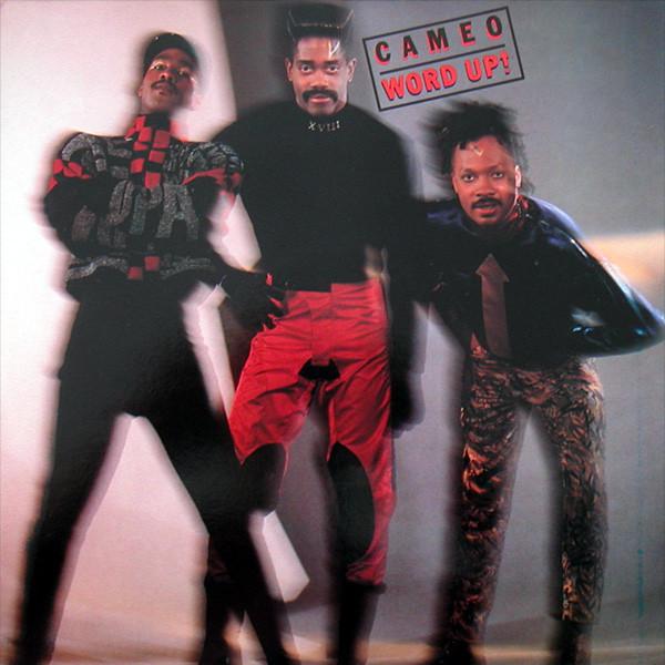 Cameo Word Up Vinyl