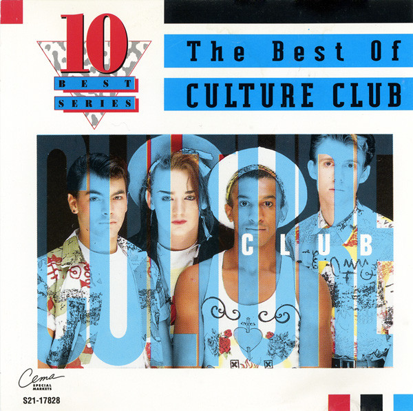 Culture Club The Best Of