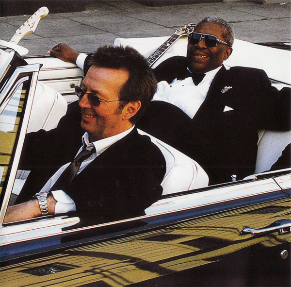 B.B. King / Clapton, Eric Riding With The King