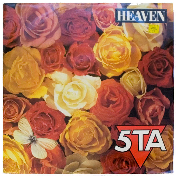 5TA Heaven Vinyl