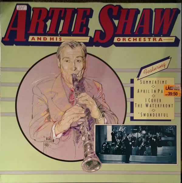 Artie Shaw And His Orchestra Artie Shaw Vinyl