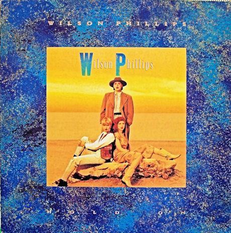 Wilson Phillips Hold On Vinyl
