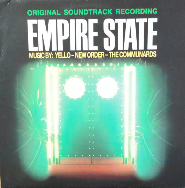 Original Soundtrack Recording Empire State Vinyl