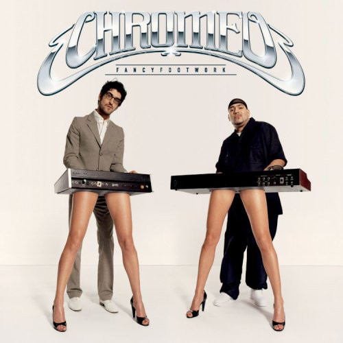 Chromeo Fancy Footwork Vinyl