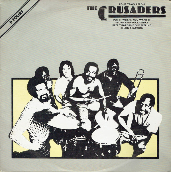The Crusaders Four Tracks From The Crusaders Vinyl