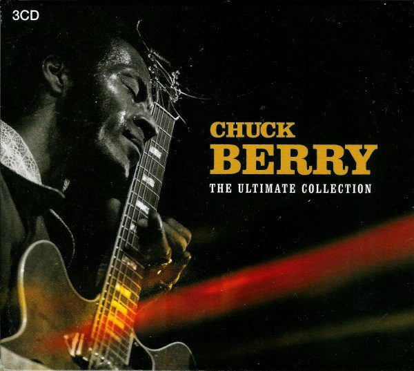 Berry, Chuck The Ultimate Collection CD