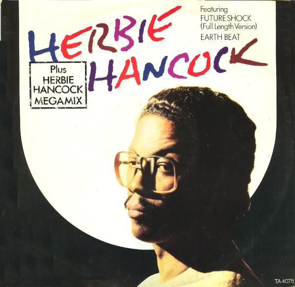 Hancock, Herbie Future Shock