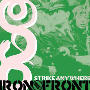 Strike Anywhere Iron Front CD
