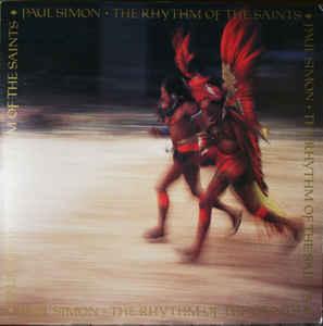Simon, Paul The Rhythm Of The Saints