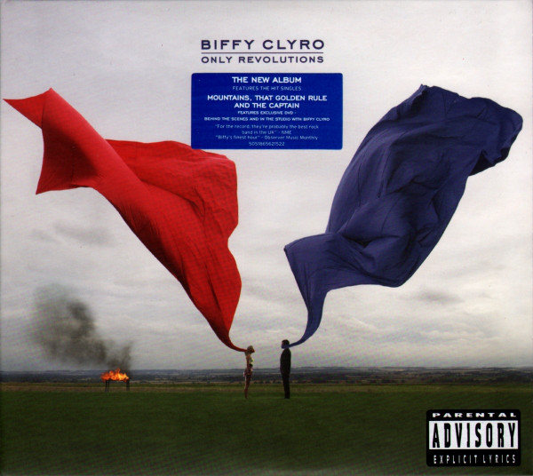 Biffy Clyro Only Revolutions