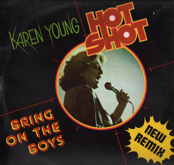 Young, Karen Hot Shot Vinyl
