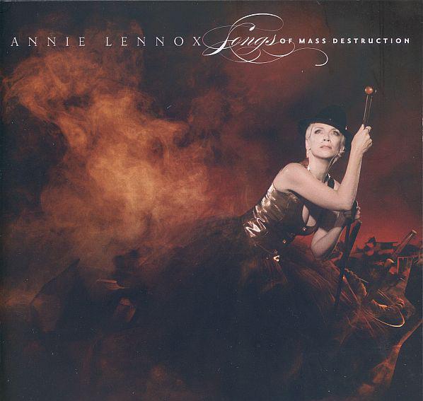 Lennox, Annie Songs Of Mass Destruction Vinyl