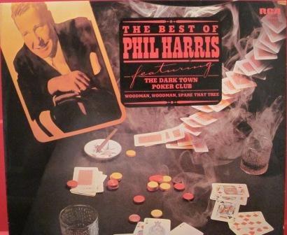 Harris, Phil The Best of Phil harris Vinyl